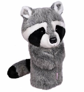 Raccoon Golf Headcover