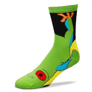 Realistic Tree Frog Socks