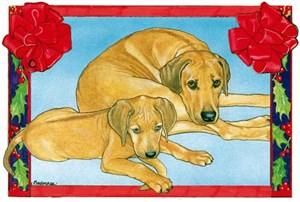 Rhodesian Ridgeback Christmas Cards