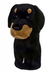 Rottweiler Golf Headcover