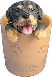 Rottweiler Pencil Holder