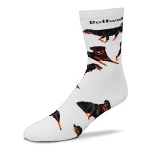 Rottweiler Poses 2 Socks