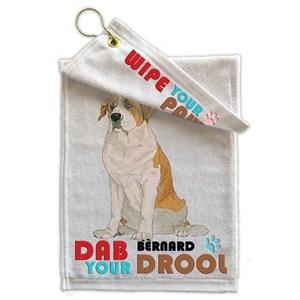 Saint Bernard Paw Wipe Towel