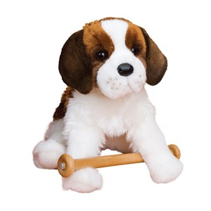 Saint Bernard Stuffed Animal