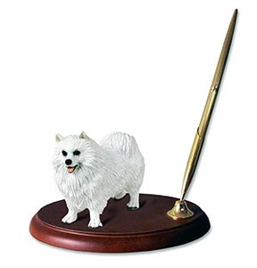 Samoyed� Pen Holder