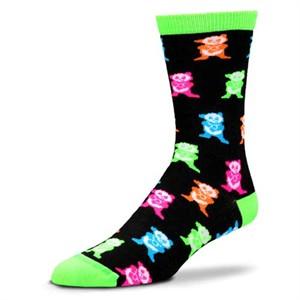 Sassy Panda Socks