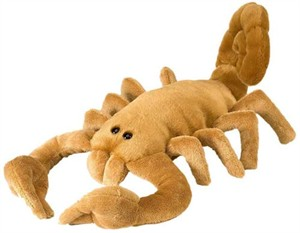 Desert Scorpion Plush Stuffed Animal 12""