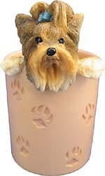 Yorkshire Terrier Pencil Holder