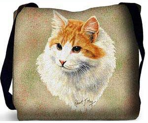 Shorthair Cat Tote Bag