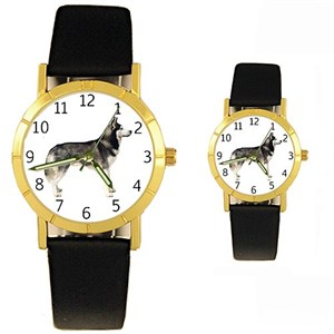 Siberian Husky Watch