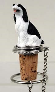 Springer Spaniel Bottle Stopper