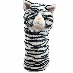 Tabby Cat Hybrid Headcover
