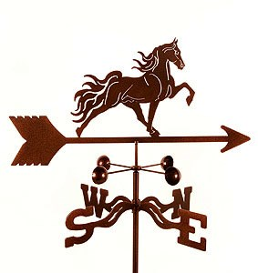 Tennessee Walking Horse Weathervane