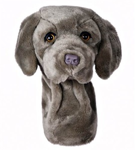 Weimaraner Golf Headcover