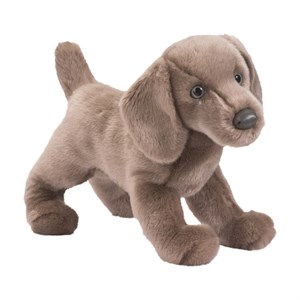 Cassie the Weimaraner Plush Stuffed Animal 16""