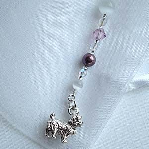 West Highland Terrier Bookmark