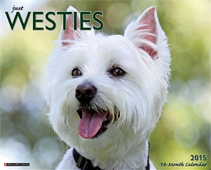West Highland Terriers Calendar 2014