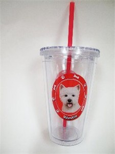 West Highland Terrier Tumbler