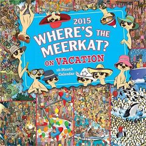 Where's the Meerkat Calendar 2015