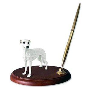 Whippet Pen Holder (White)