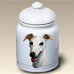 Whippet Treat Jar