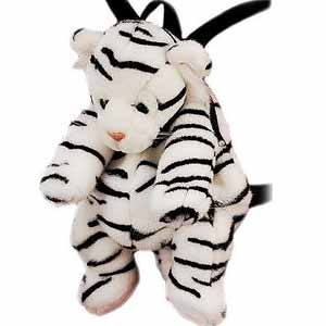 White Tiger Backpack