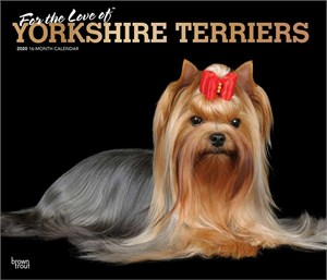 Yorkies By Myrna Calendar 2014