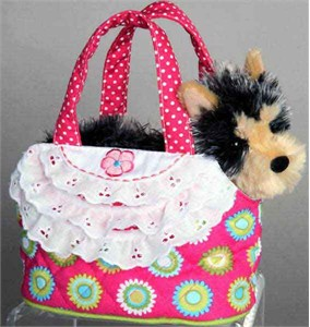 Yorkshire Terrier Purse