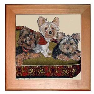 Yorkshire Terrier Trivet