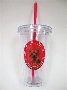 Yorkshire Terrier Tumbler