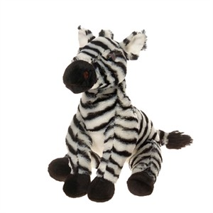 Zebra Stuffed Plush Animal